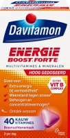 Davitamon Energie Boost Forte kauwtabletten