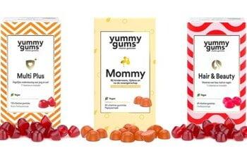 Yummygums Multiplus als voorbeeld voor de Yummygums review